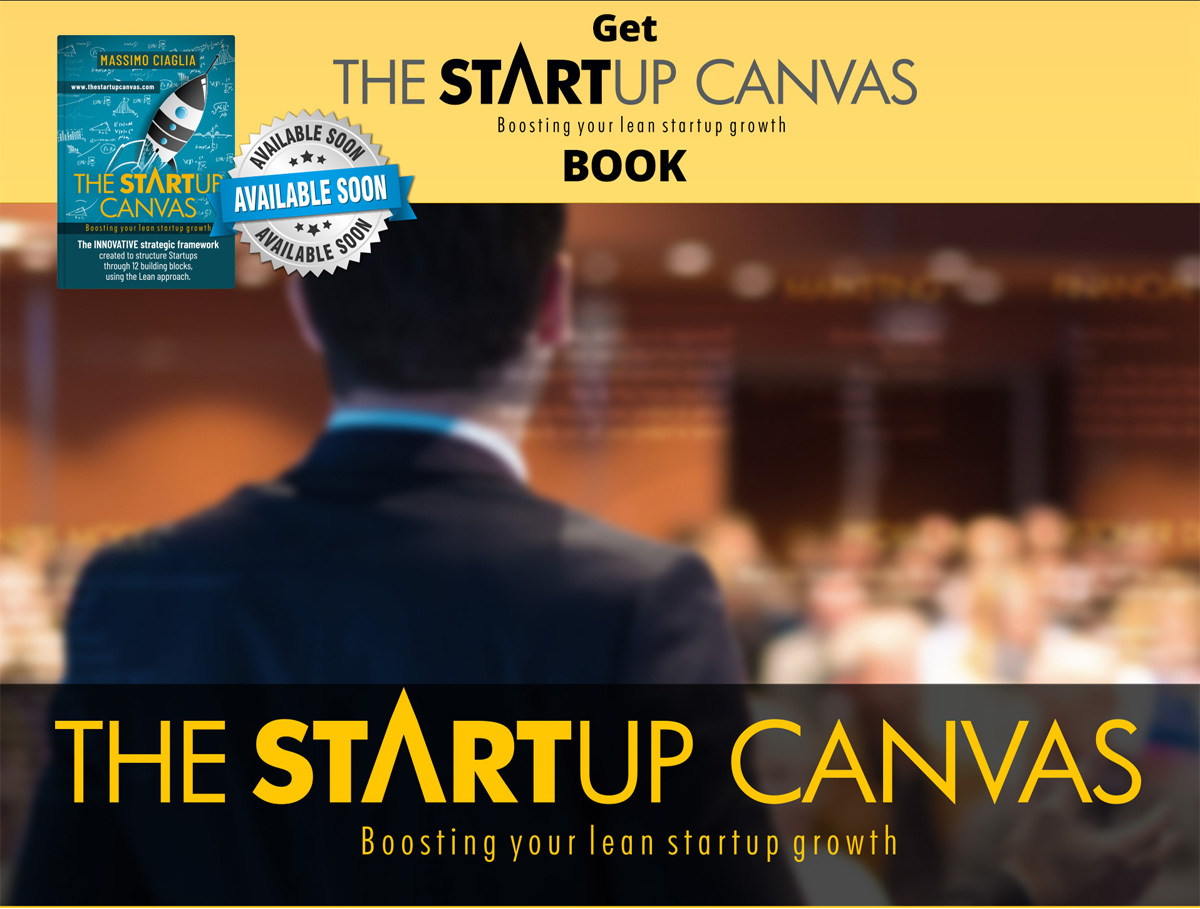 The startup Canvas boosting your lean startup growth