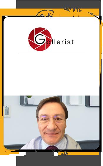 Startup Gallerist